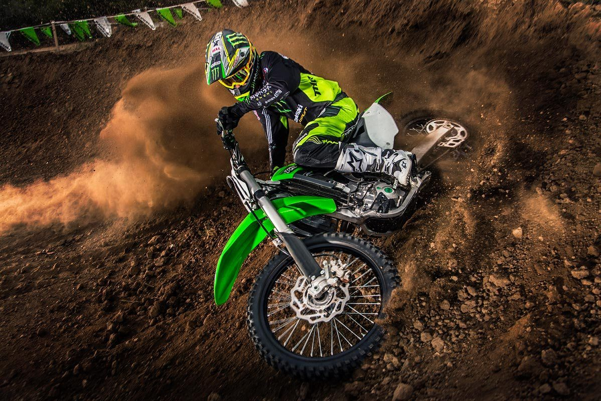2016 Kawasaki KX250F in Cedar Falls, Iowa - Photo 16