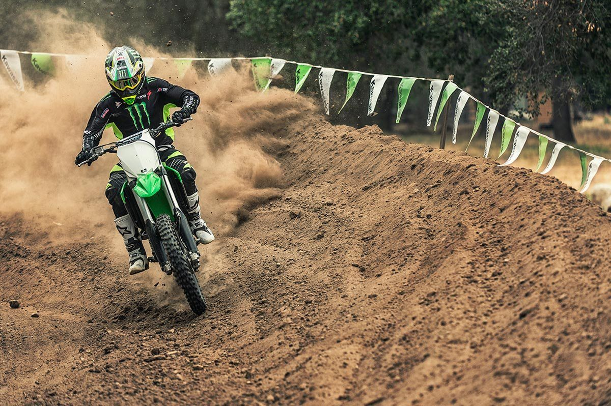 2016 Kawasaki KX250F in Cedar Falls, Iowa - Photo 18