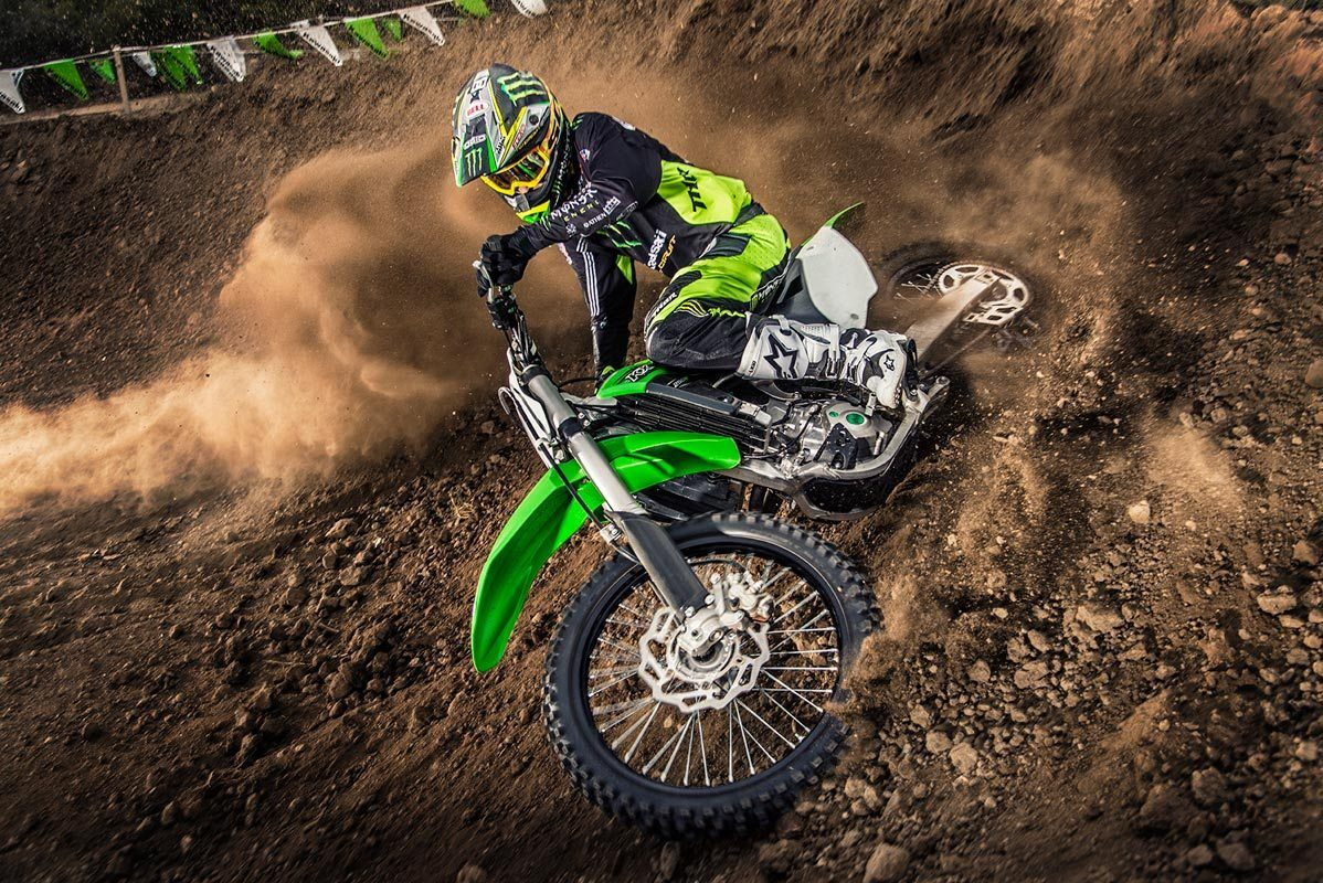2016 Kawasaki KX250F in Cedar Falls, Iowa - Photo 19