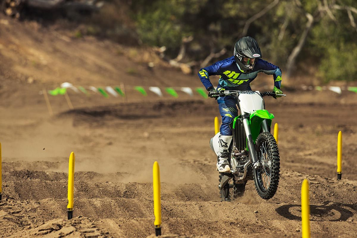 2016 Kawasaki KX250F in Orange, California