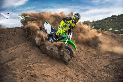 2016 Kawasaki KX250F in Cedar Falls, Iowa - Photo 22