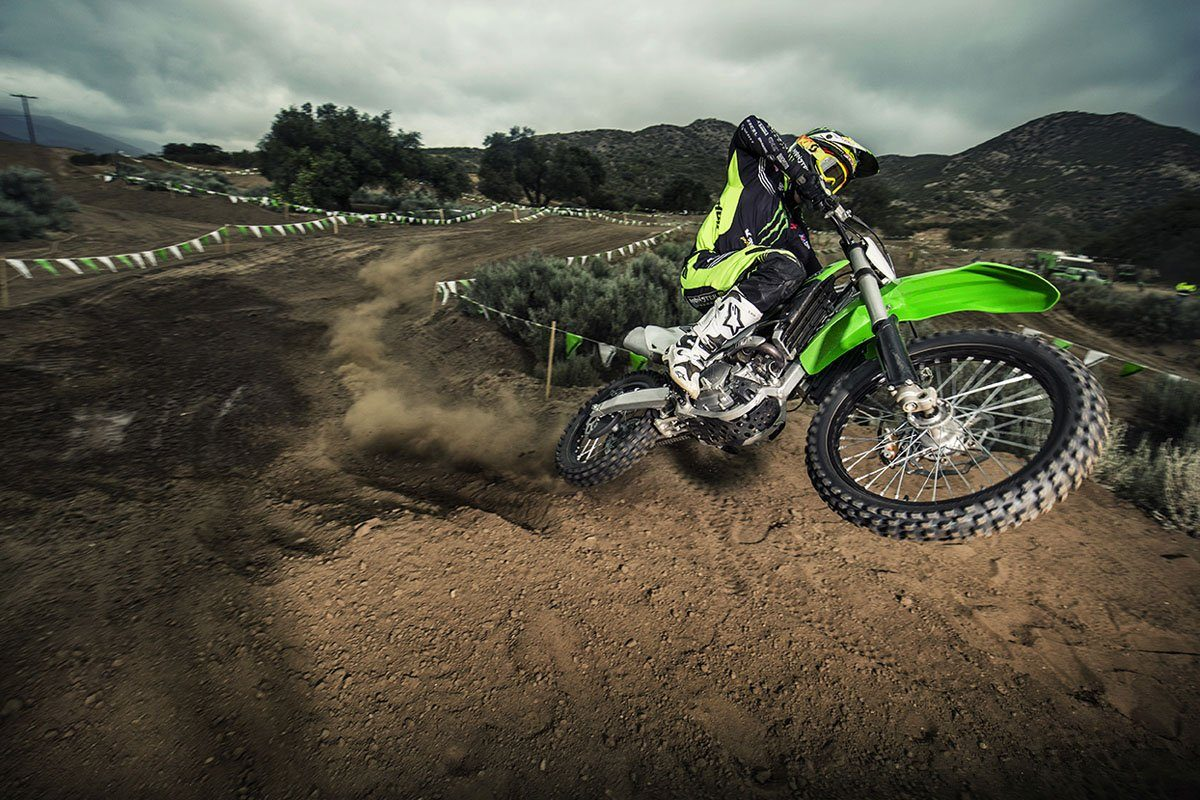 2016 Kawasaki KX250F in Cedar Falls, Iowa - Photo 24