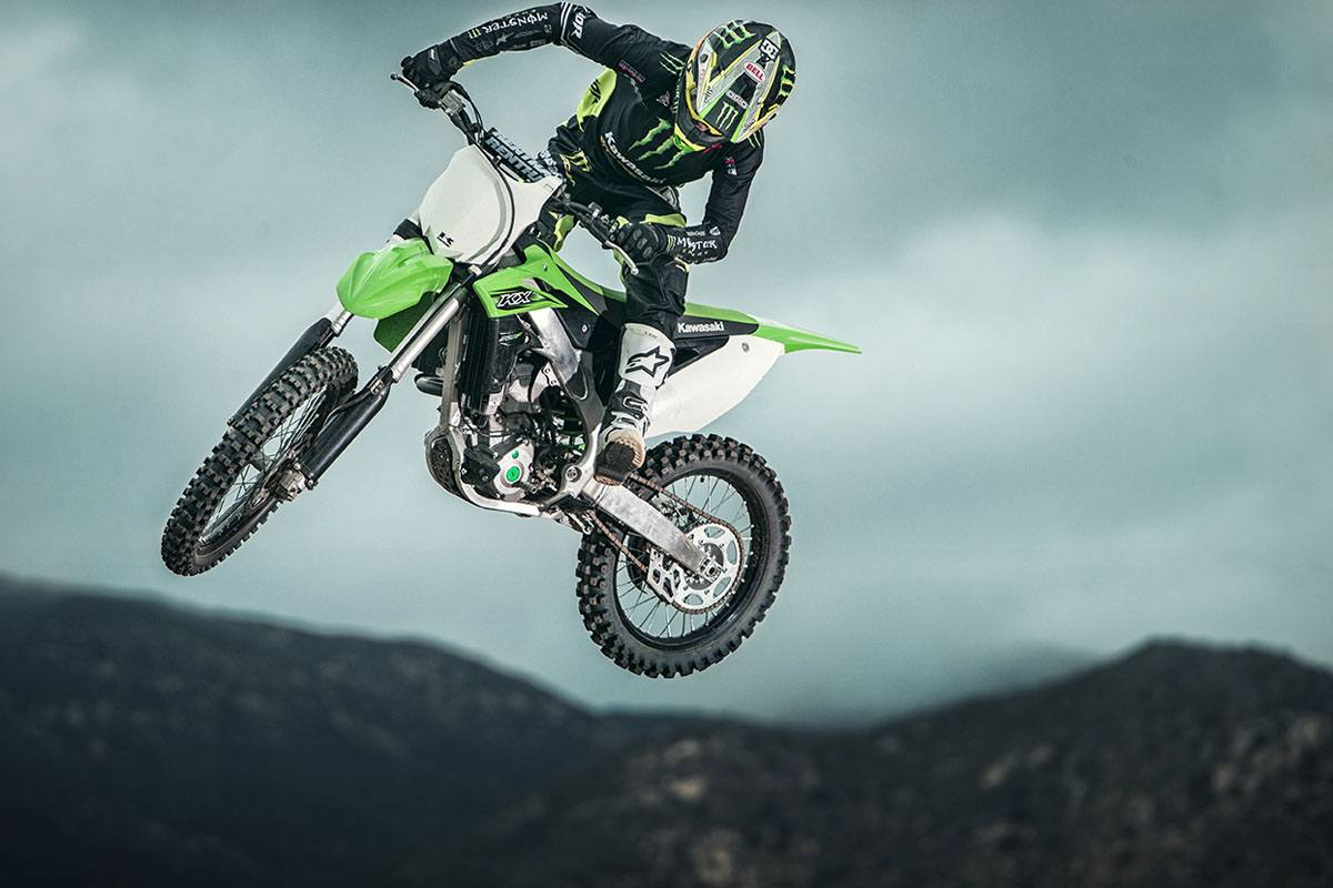 2016 Kawasaki KX250F in Cedar Falls, Iowa - Photo 26
