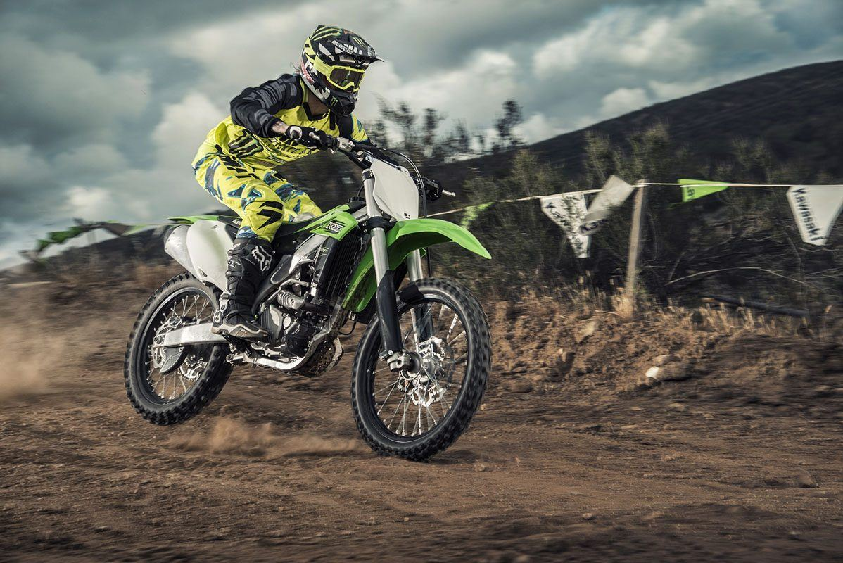 2016 Kawasaki KX250F in Cedar Falls, Iowa - Photo 27
