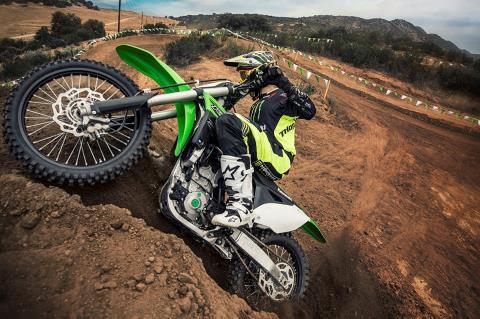 2016 Kawasaki KX250F in Cedar Falls, Iowa - Photo 28