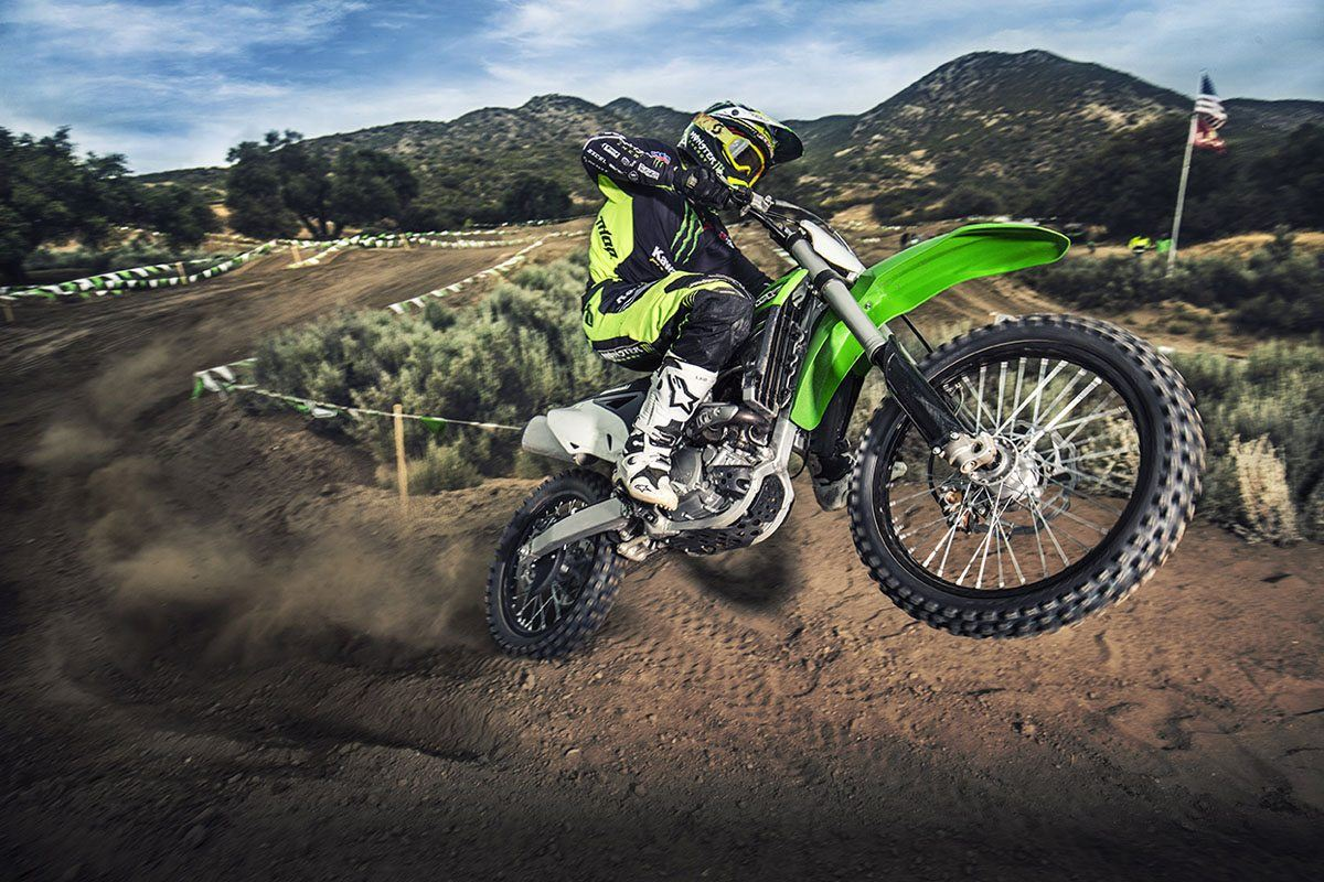 2016 Kawasaki KX250F in Cedar Falls, Iowa - Photo 29