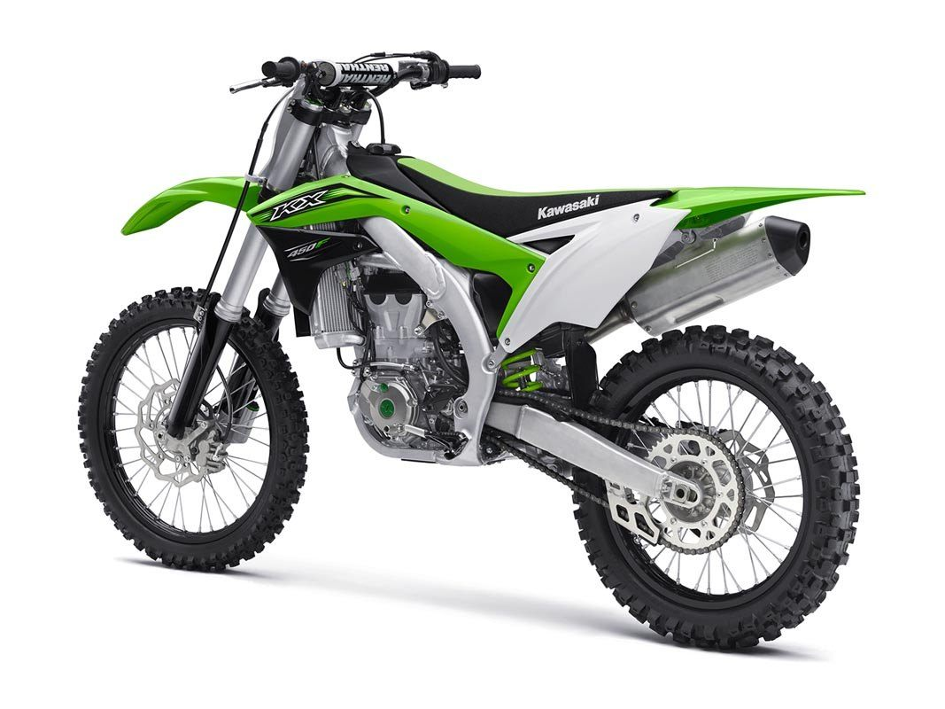 2016 Kawasaki KX450F in North Reading, Massachusetts - Photo 4