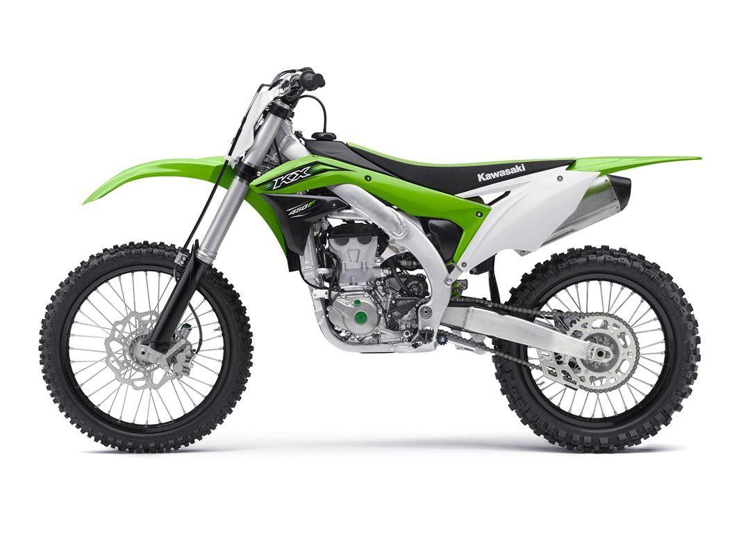 2016 Kawasaki KX450F in North Reading, Massachusetts - Photo 3