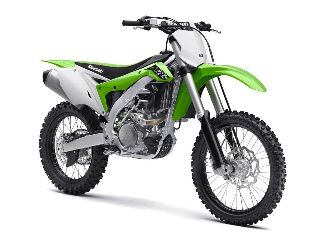 2016 Kawasaki KX450F in Tyrone, Pennsylvania - Photo 9