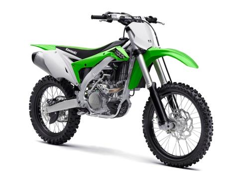 2016 Kawasaki KX450F in North Reading, Massachusetts - Photo 2