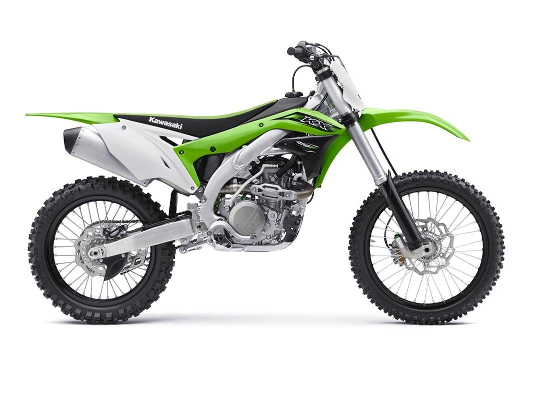 2016 Kawasaki KX450F in North Reading, Massachusetts - Photo 1