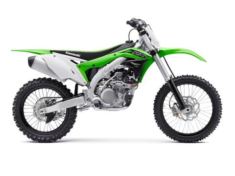 2016 Kawasaki KX450F in Johnstown, Pennsylvania