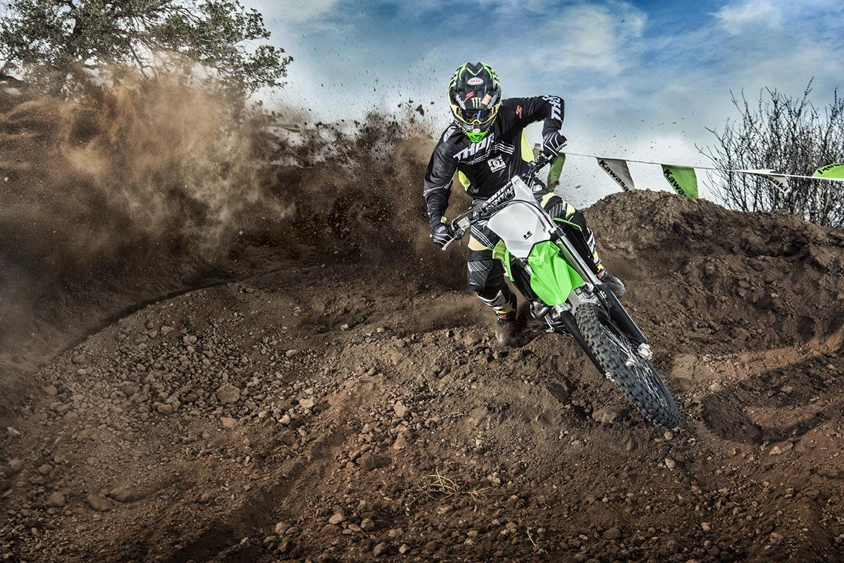 2016 Kawasaki KX450F in North Reading, Massachusetts - Photo 30