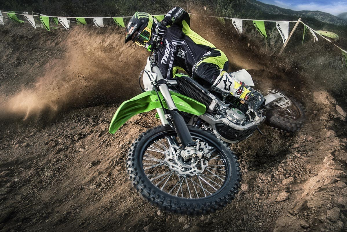 2016 Kawasaki KX450F in Bellevue, Washington - Photo 39