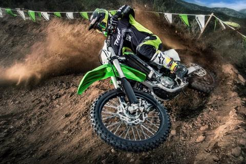 2016 Kawasaki KX450F in North Reading, Massachusetts - Photo 31