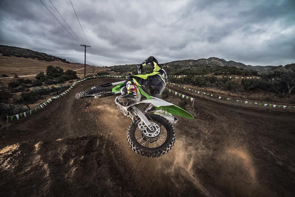 2016 Kawasaki KX450F in Tyrone, Pennsylvania - Photo 39