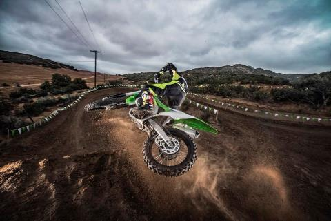 2016 Kawasaki KX450F in North Reading, Massachusetts - Photo 32