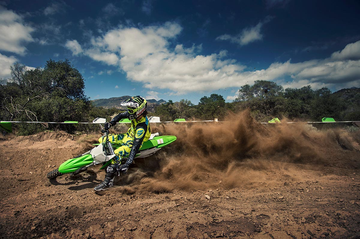 2016 Kawasaki KX450F in Houston, Texas - Photo 37