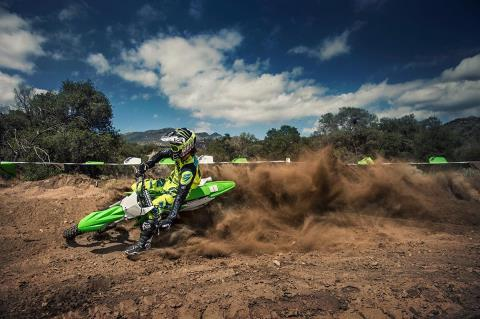 2016 Kawasaki KX450F in North Reading, Massachusetts - Photo 33