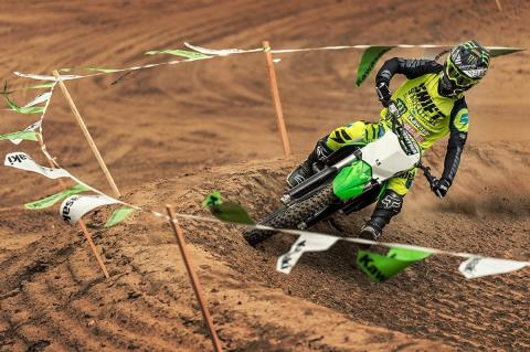 2016 Kawasaki KX450F in Houston, Texas - Photo 38