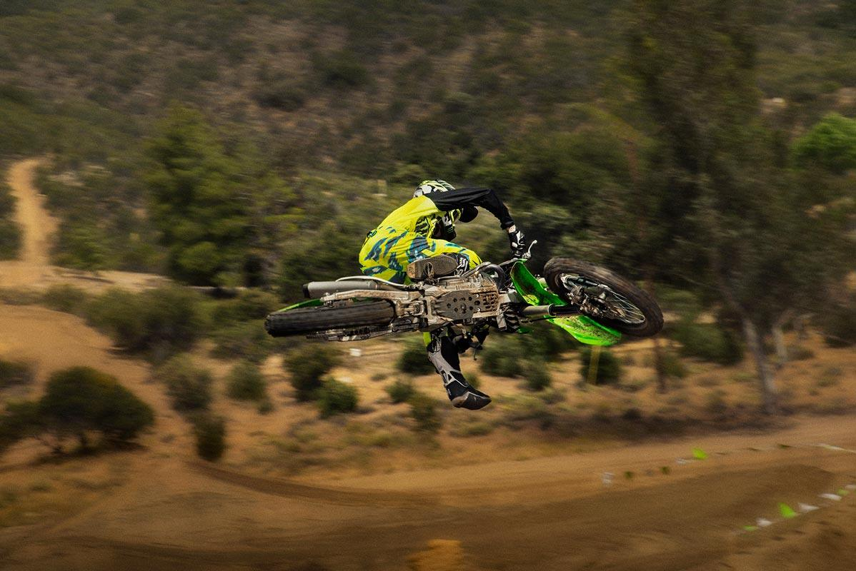 2016 Kawasaki KX450F in North Reading, Massachusetts - Photo 35