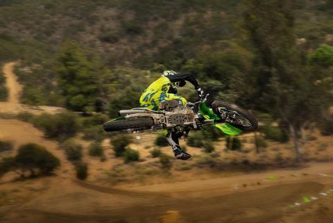 2016 Kawasaki KX450F in Bellevue, Washington - Photo 43