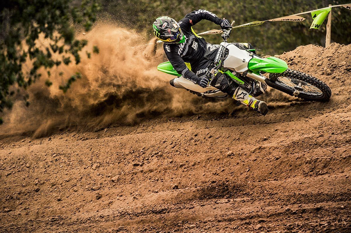 2016 Kawasaki KX450F in Bellevue, Washington - Photo 44