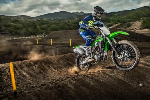 2016 Kawasaki KX450F in North Reading, Massachusetts - Photo 37