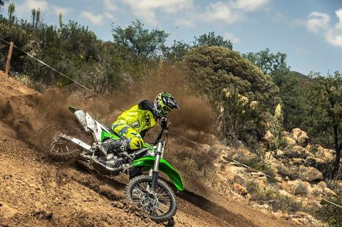 2016 Kawasaki KX450F in O Fallon, Illinois