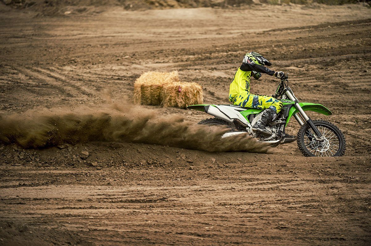 2016 Kawasaki KX450F in Bellevue, Washington - Photo 47