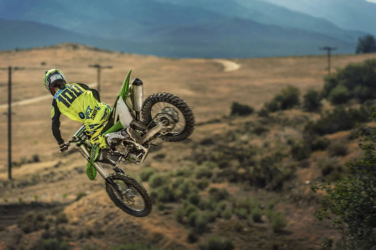 2016 Kawasaki KX450F in Tyrone, Pennsylvania - Photo 47
