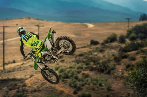 2016 Kawasaki KX450F in Bellevue, Washington - Photo 48