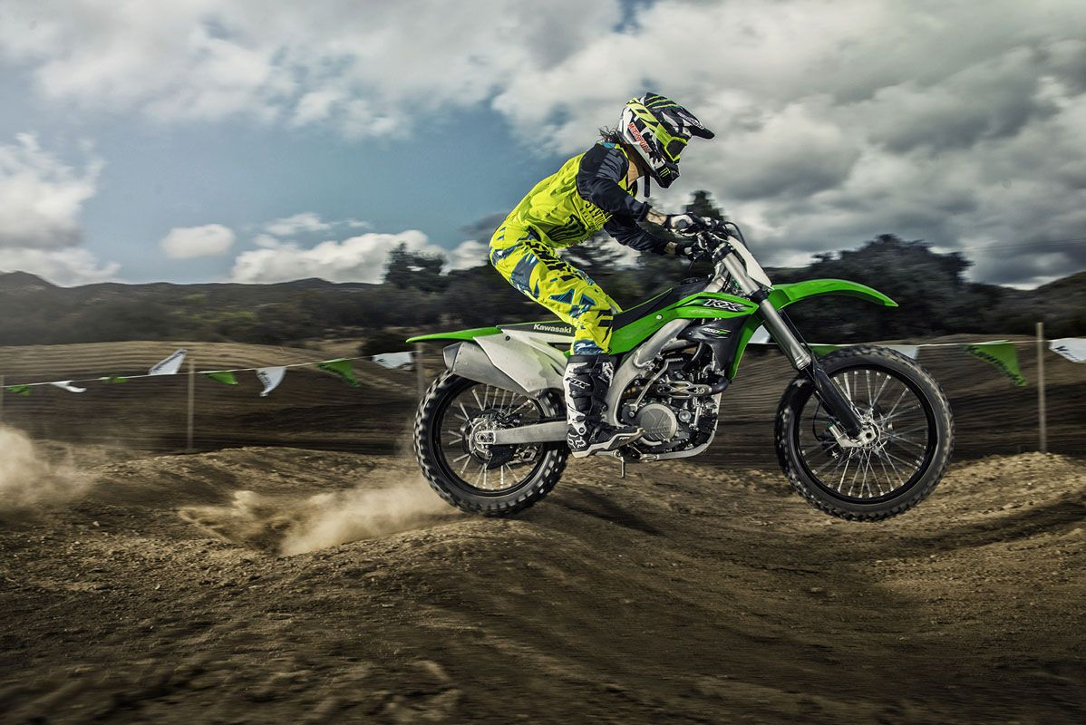 2016 Kawasaki KX450F in Nevada, Iowa