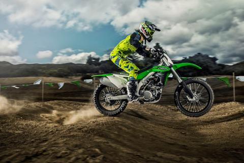 2016 Kawasaki KX450F in Winterset, Iowa
