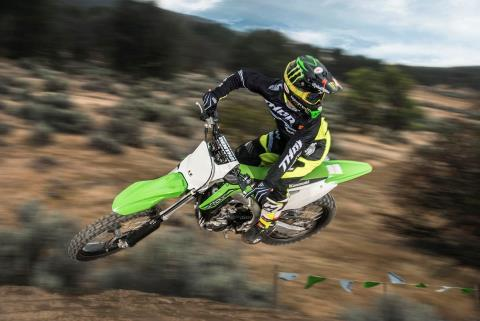 2016 Kawasaki KX450F in Fort Wayne, Indiana