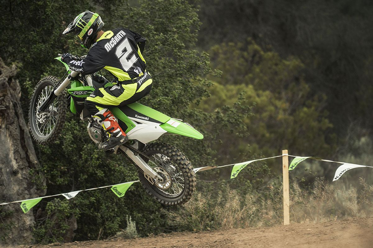 2016 Kawasaki KX450F in Houston, Texas - Photo 48
