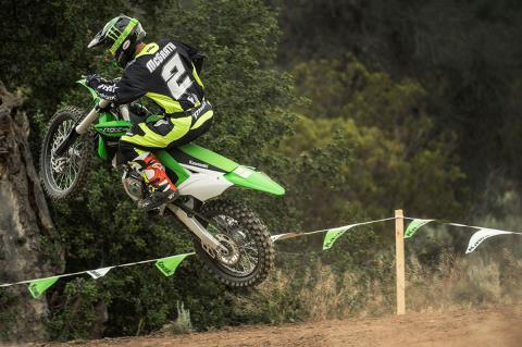 2016 Kawasaki KX450F in North Reading, Massachusetts - Photo 44
