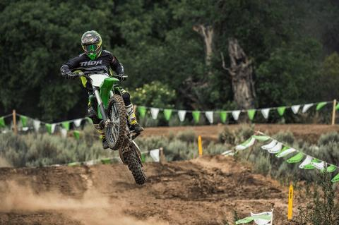 2016 Kawasaki KX450F in Bellevue, Washington - Photo 53