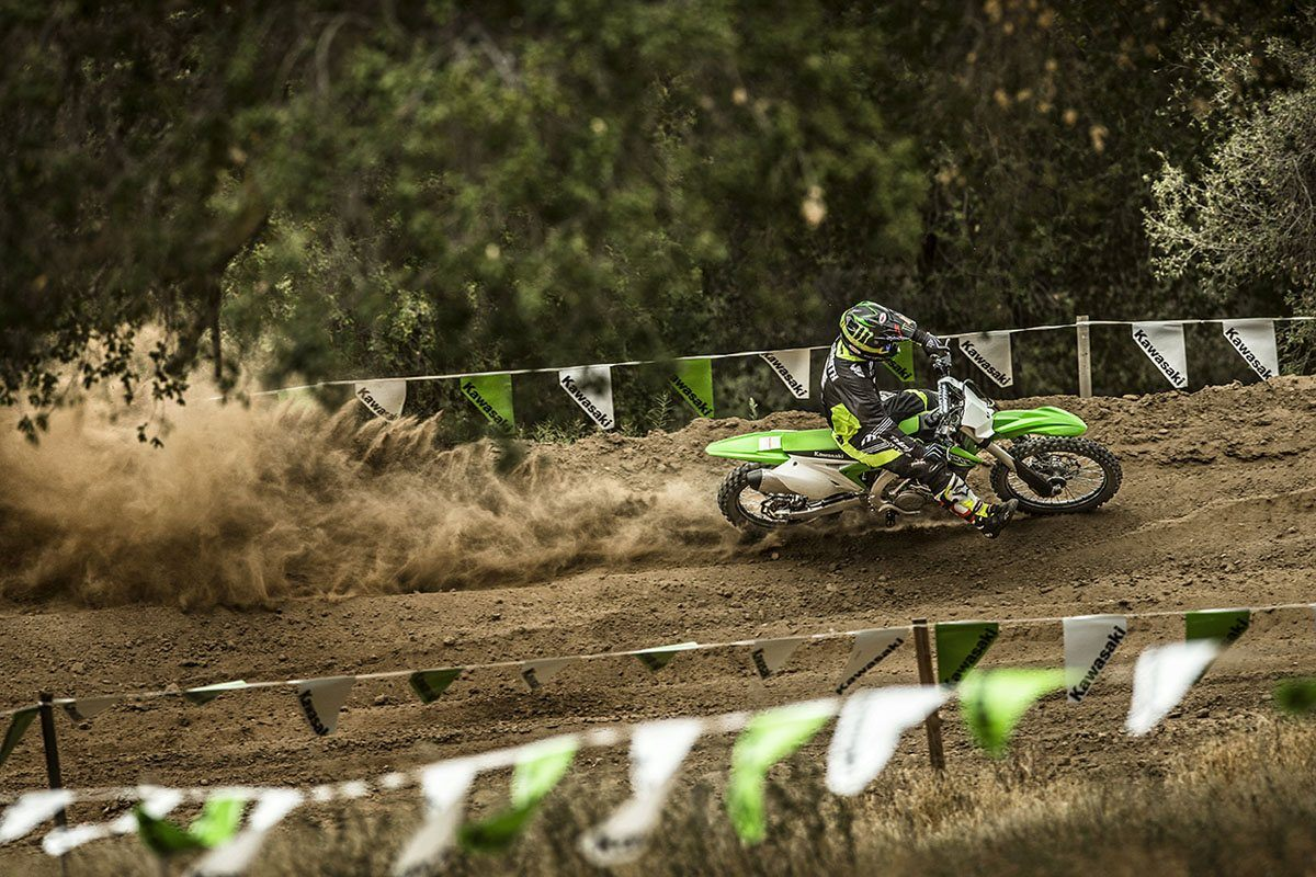2016 Kawasaki KX450F in North Reading, Massachusetts - Photo 46