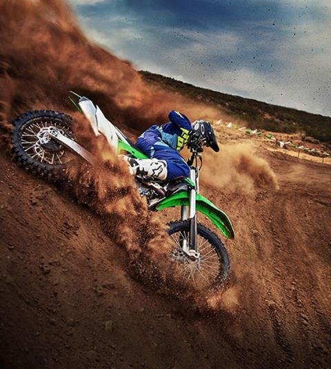 2016 Kawasaki KX450F in North Reading, Massachusetts - Photo 47