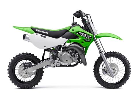 2016 Kawasaki KX65 in North Reading, Massachusetts