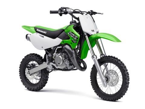 2016 Kawasaki KX65 in Romney, West Virginia