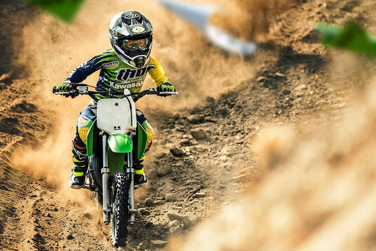 2016 Kawasaki KX65 in Cedar Falls, Iowa - Photo 7