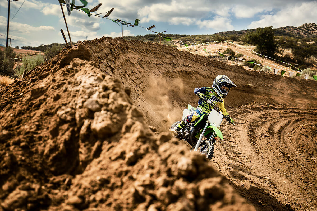 2016 Kawasaki KX65 in Cedar Falls, Iowa - Photo 9