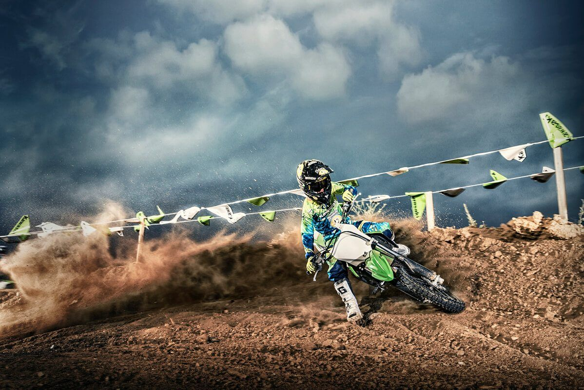 2016 Kawasaki KX65 in Kingsport, Tennessee