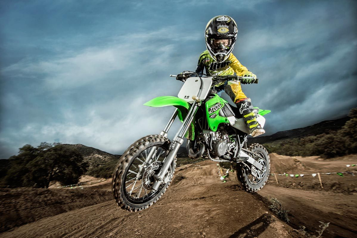 2016 Kawasaki KX65 in Gonzales, Louisiana