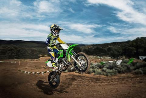 2016 Kawasaki KX65 in Cedar Falls, Iowa - Photo 20