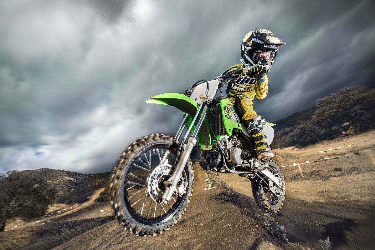 2016 Kawasaki KX65 in Fort Pierce, Florida