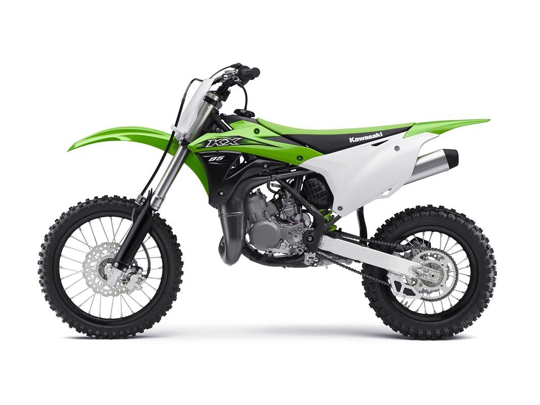 2016 Kawasaki KX85 in North Reading, Massachusetts - Photo 3