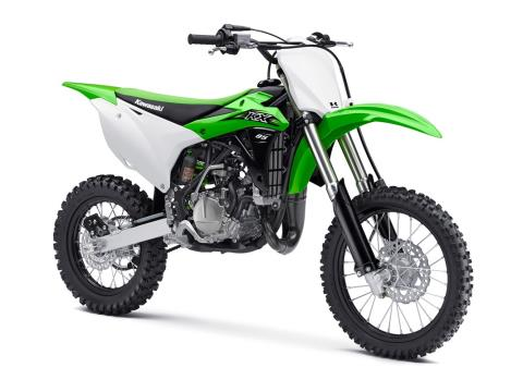 2016 Kawasaki KX85 in Moon Twp, Pennsylvania